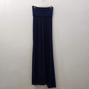 Boston Proper Sleeveless A Line Maxi Dress SZ S